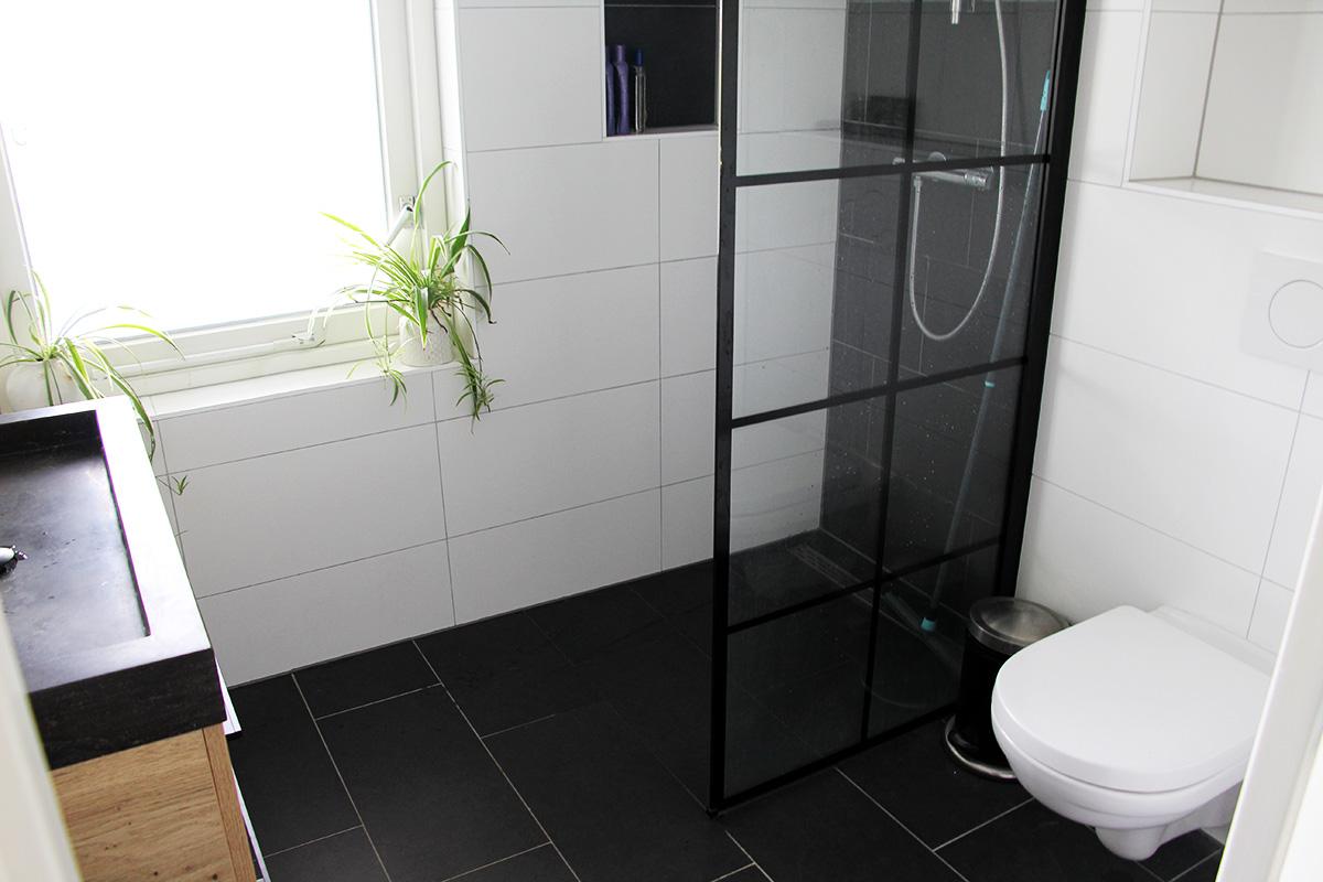 Badkamer aan de Horsterweg, Ermelo
